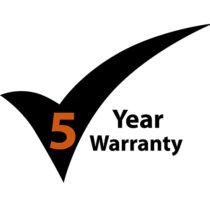 Jasic 5 Year Warranty