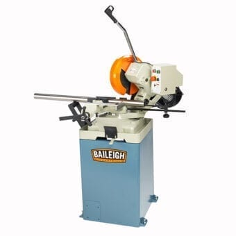 Baileigh CS 315EU Manual Coldsaw