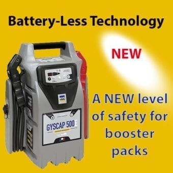 GYS Battery Booster GYSCAP 500E