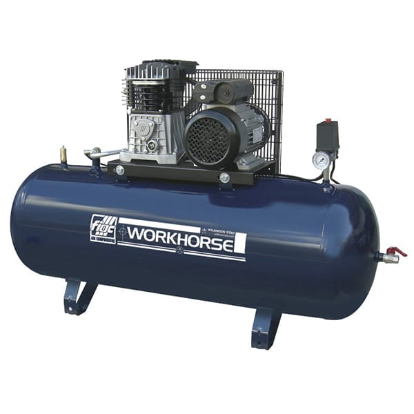 Fiac Workhorse WR3HP 150S 1 Belt Driven Air Compressor