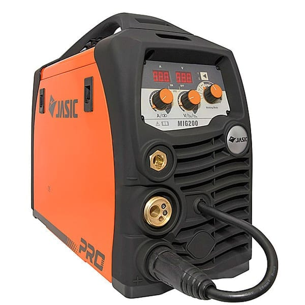 Jasic JM 200 Synergic MIG MAG MMA Lift ARC Multi Process Welding Inverter