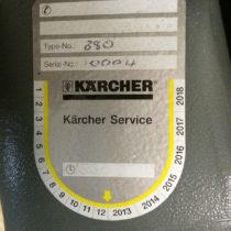 Karcher Scrubber Drier