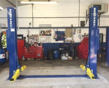 Liftmaster Lift Installation in Ledbury