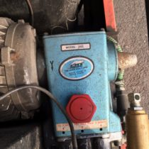 Mistral Hot and Cold Pressure Washer