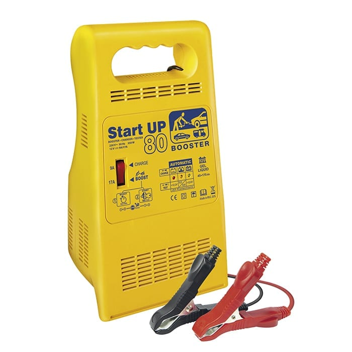 GYS Start Up 80 Battery Jump Start Charger Tester