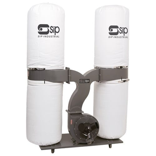 SIP 3-0hp Dust Collector Four Bag
