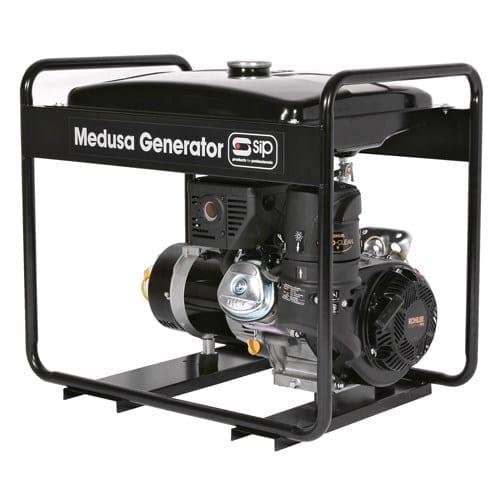 SIP Medusa MGKP7 Kohler FLR-ES Generator