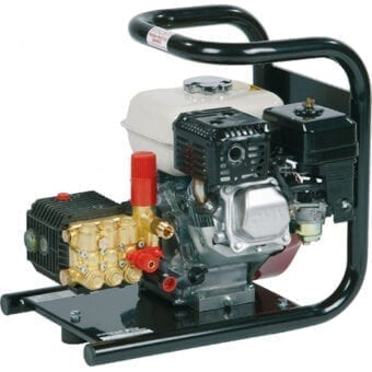 Dual Pumps Cobra 10135 Petrol Pressure Washer