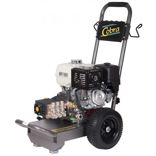 Dual Pumps Cobra 15250 Petrol Pressure Washer