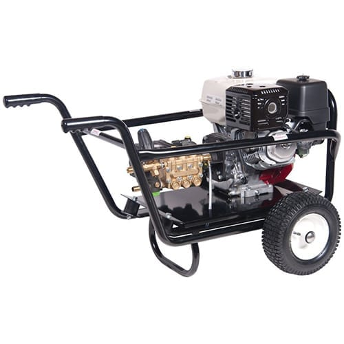 Dual Pumps Rapier 15250 Petrol Pressure Washer