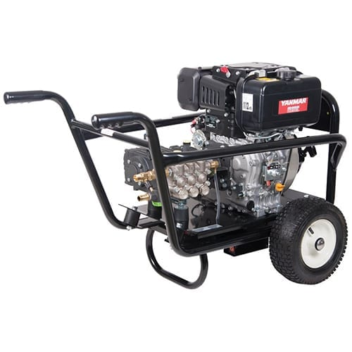 Dual Pumps Rapier 21170 Diesel Pressure Washer