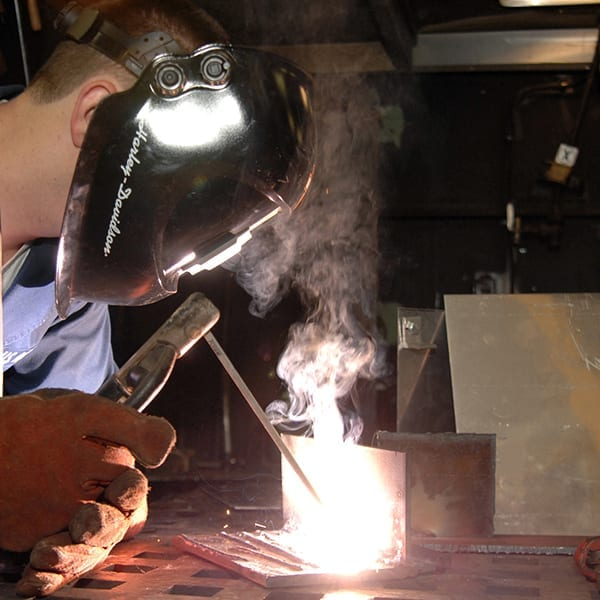 What is MMA welding?