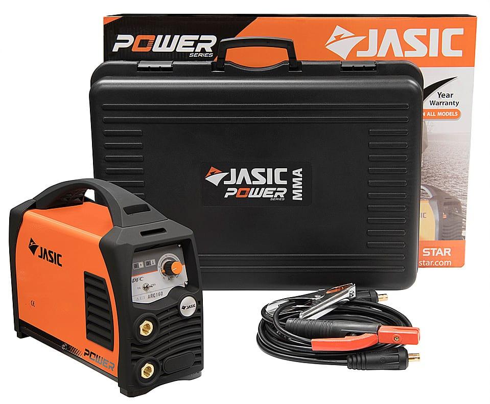 Jasic Arc 160 PFC Dual Voltage MMA Welding Inverter