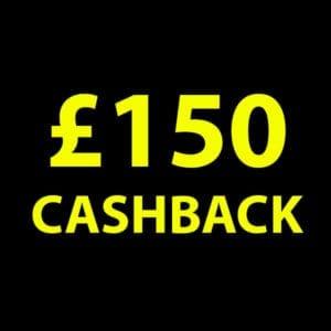 £150 Cashback
