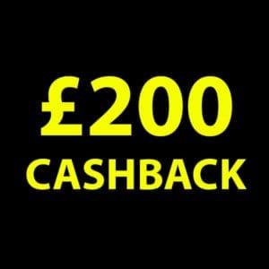 £200 Cashback