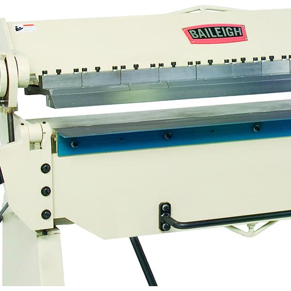 Baileigh Bb 4814 Box And Pan Folder Metalworking