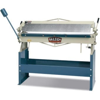 Baileigh BB 4816 Box and Pan Folder