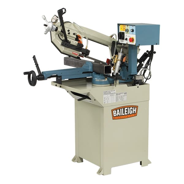 Baileigh BS 210M Manual Bandsaw