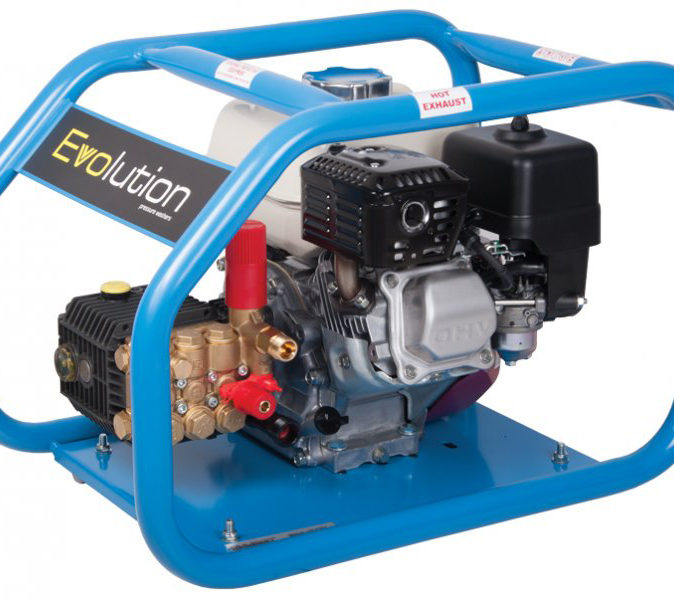 Evolution 1 12150 Petrol Pressure Washer
