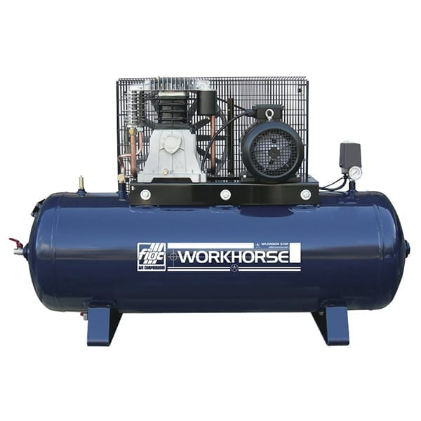 Fiac Workhorse WRN75HP 270S Belt Driven Air Compressor