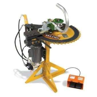 Baileigh RDB 125 Manual Tube Bender