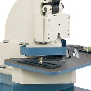 Baileigh SN F16 HN Manual Corner Notcher