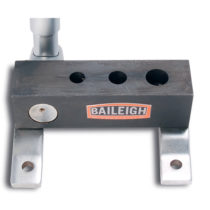 Baileigh TN 50M Manual Tube Notcher