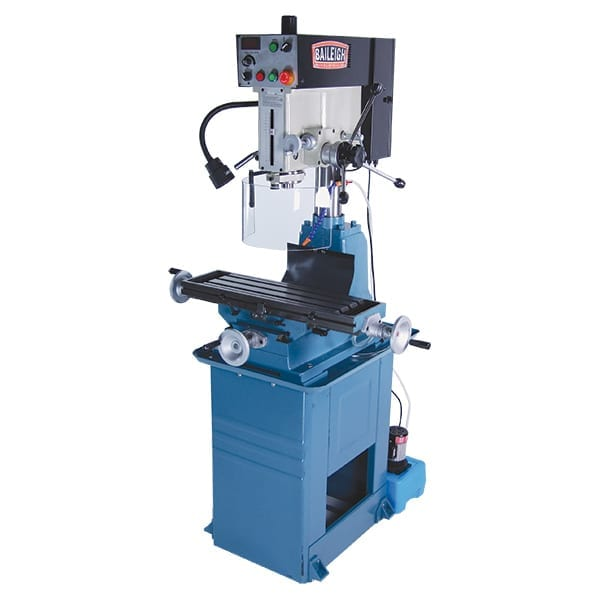 Baileigh VMD 30VS Vertical Mill Drill