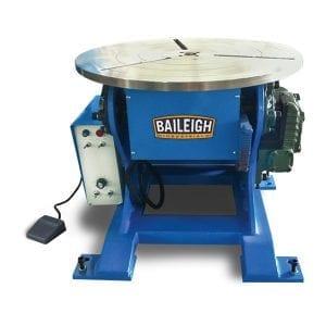 Baileigh WP 1100 Welding Positioner