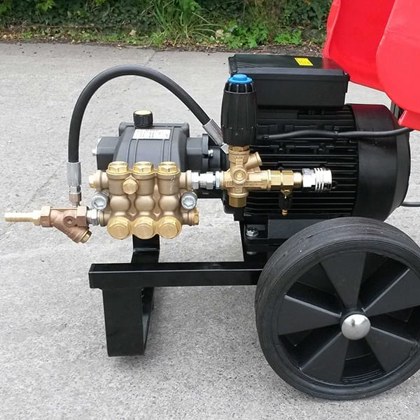 Dirt Driver Bulldog MK4 Pressure Washer
