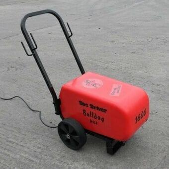 Dirt Driver Bulldog Pressure Washer MK4