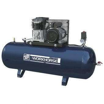 Fiac Workhorse WR3HP 200S 1 Belt Driven Air Compressor