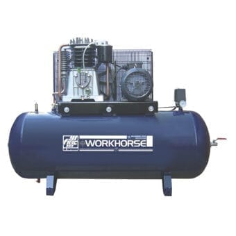 Fiac Workhorse WRN10HP 270S Belt Driven Air Compressor