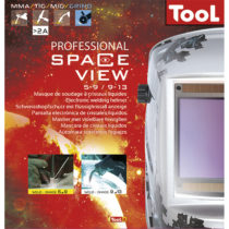 GYS LCD Spaceview 5 9 9 13 Welding Helmet