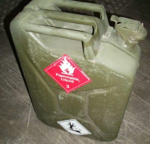 Jerry Fuel Cans