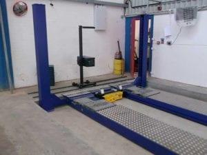 Liftmaster MOT Bay Installation in Hereford