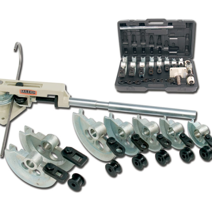 Baileigh RDB 25 Manual Tube Bender
