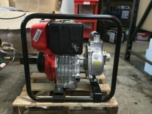 Tsurumi Diesel Drainage Pump