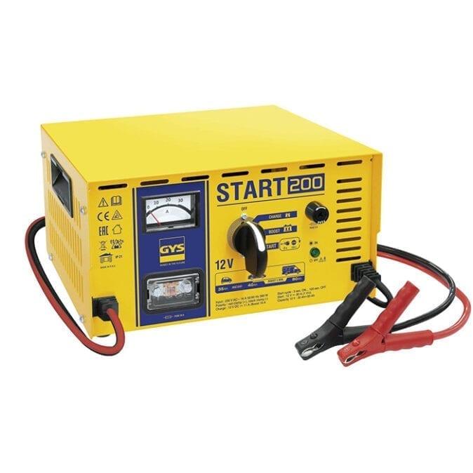 GYS Start 200 Battery Charger Starter