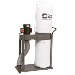 SIP 1-0hp Dust Collector One Bag Vacuum