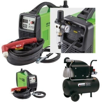 SIP HG400 Inverter Plasma Cutter Package