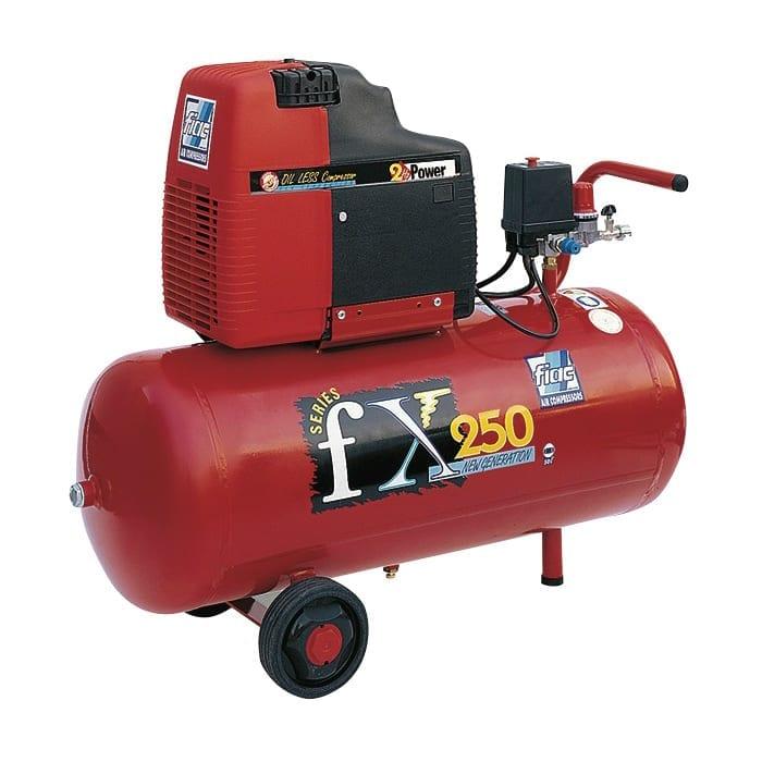 Fiac Direct Drive Oil Free Compressor FX250
