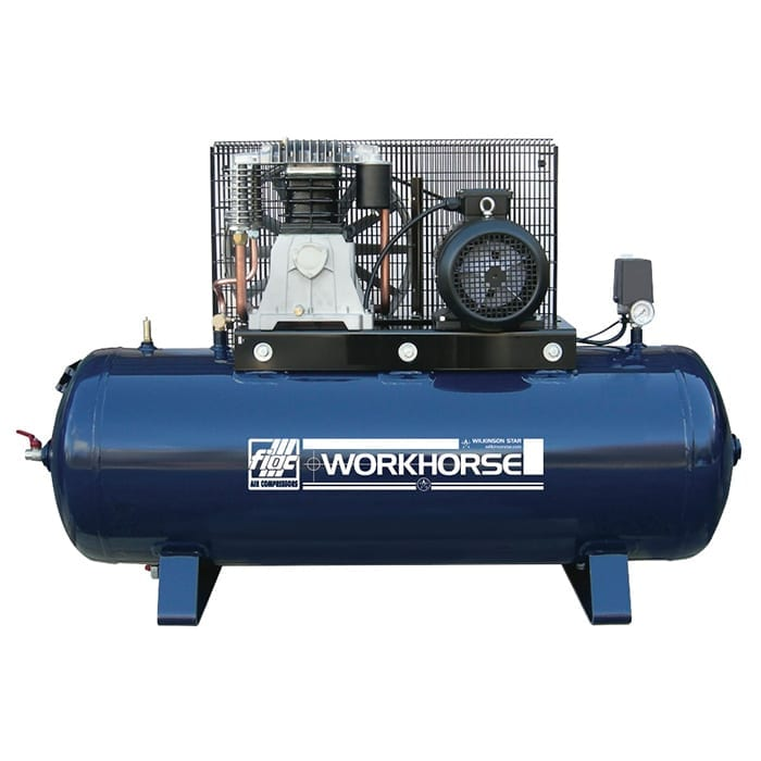 Fiac Workhorse WRN5.5HP 270S Belt Driven Air Compressor
