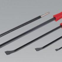 Sealey AK20641 Prybar Heelbar Set