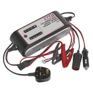 Sealey Battery Charger SMC04