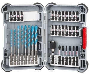 Bosch Screwdriver Bit Set 2608577147