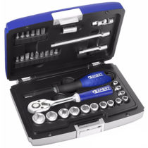 Britool Expert E194672 Socket and Bit Set