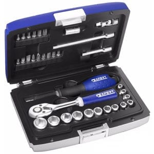 Britool Expert E194672 Socket and Bit Set