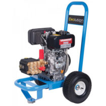 Dual Pumps Evolution 1 12125 Diesel Pressure Washer,