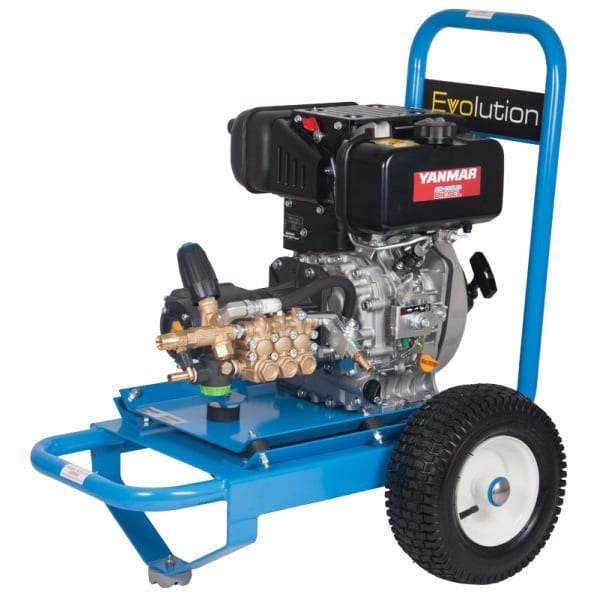 Dual Pumps Evolution 1 13170 Diesel Pressure Washer